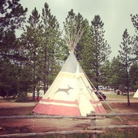 Photo taken at Ruby's Inn Campground by Rebecca D. on 7/24/2013