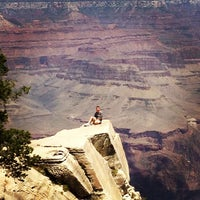 Photo taken at Grand Canyon National Park (South Rim) by Rebecca D. on 7/11/2013