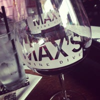 Photo taken at MAX's Wine Dive Austin by Rebecca D. on 4/27/2013