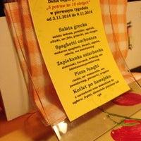 Photo taken at Umberto Pizzeria & Ristorante by Tom T. on 11/7/2014
