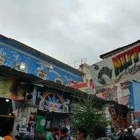 Photo taken at Mercado de Los Hippies Quetzalcoatl by Christian R. on 10/9/2016