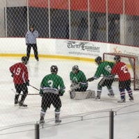 Photo taken at Kettler Capitals Iceplex by Diann B. on 2/20/2013