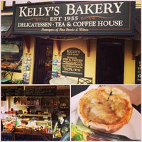 Photo taken at Kelly's Bakery by Walter L. on 7/12/2014