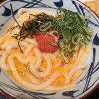 Photo taken at Marugame Seimen by aoaka_eidan on 4/26/2018