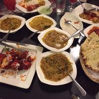 Photo taken at d'Tandoor Restaurant by Mira I. on 4/23/2016