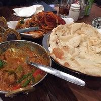 Foto scattata a Mahal Restaurant da Mira I. il 11/14/2015