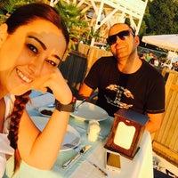 7/26/2015 tarihinde Serkan K.ziyaretçi tarafından Rota Balık Restaurant'de çekilen fotoğraf