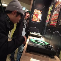 Photo taken at Rocker's Island 大阪店 by ゆりぽん on 1/3/2016