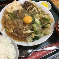 Photo taken at 三笠 久茂地店 by tanatau on 12/22/2016