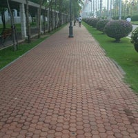Photo taken at ABAC's Walk Way by ineww on 11/4/2015