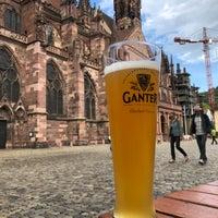 10/7/2018にJan O.がGanter Brauereiausschankで撮った写真