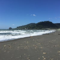 Photo taken at Del Norte Coast Redwood State Park by Jan O. on 5/8/2015