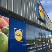 Photo taken at Lidl by Jan O. on 11/4/2017