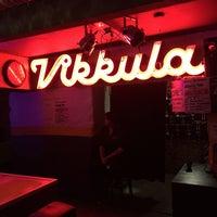Photo taken at Bar Vikkula by Jan O. on 7/23/2016