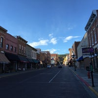 Photo taken at Deadwood, SD by Jan O. on 10/2/2016