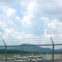 Photo taken at Gate 3 by Nolan M. on 7/11/2014