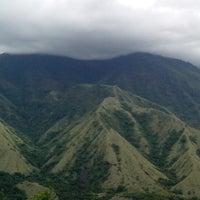 Photo taken at Puncak Panorama Indah Enrekang by Wardatul A. on 2/1/2013
