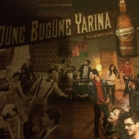 Photo taken at Çatı Pub by Ebi Ş. on 1/7/2016