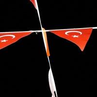 Photo taken at İkizler Çay Bahçesi by A. A. on 8/27/2014