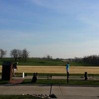 Photo taken at Shoal Creek Golf Course by Steve B. on 4/19/2014