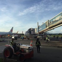 Photo taken at Pattimura International Airport (AMQ) by jj Y. on 4/8/2017