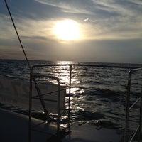 Photo taken at Kai lani Catamaran by Brian H. on 9/3/2014