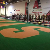 Photo taken at Athletic Evolution by Athletic Evolution on 6/3/2014