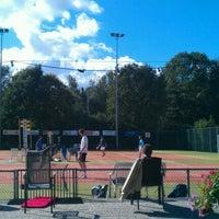 Photo taken at Bas Tennis by Bert v. on 9/29/2012