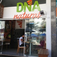 Photo taken at DNA Natural by Gabriel F. on 3/1/2013