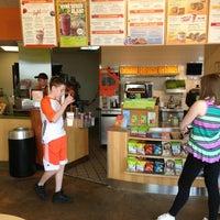 Photo taken at Jamba Juice by Jeff P. on 8/19/2013