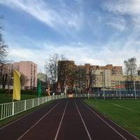 Снимок сделан в Стадион «Торпедо» пользователем Карина К. 5/1/2018