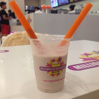 Photo taken at millions of milkshakes by Sunny L. on 8/8/2014