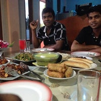 Photo taken at Shan's Bistro by Naadhu M. on 8/7/2013