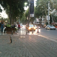 Photo taken at Bağdat Avenue by Emre K. on 7/19/2013