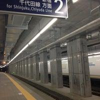 Photo taken at Setagaya-Daita Station (OH08) by omari m. on 3/30/2013