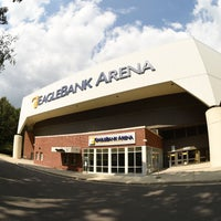Photo taken at EagleBank Arena by EagleBank Arena on 11/25/2015