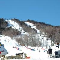 Photo taken at Waterville Valley Ski Area by Oleg M. on 11/30/2012