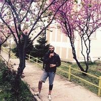 Photo taken at Pelit Park Pelitköy by Royal M. on 5/1/2015