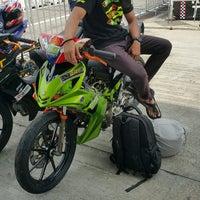 Photo taken at Sepang International Go Kart Track by Paan C. on 2/5/2017