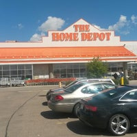Photo taken at The Home Depot by Hunter M. on 6/6/2014