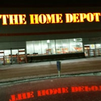 Photo taken at The Home Depot by Hunter M. on 3/1/2016