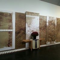 Photo taken at Hermann Nitsch Museum by Richard R. on 9/27/2014