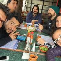 Photo taken at Ponte Almeja by Carolina G. on 3/20/2015
