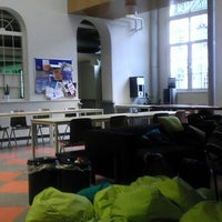 Photo taken at University College Maastricht (UCM) by Jan S. on 1/28/2013