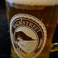 Photo taken at Backstreet Brewery by CJ T. on 12/27/2015