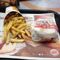 Photo taken at Burger King by Nathan N. on 3/2/2013