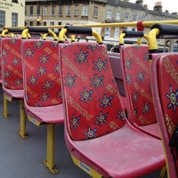 Photo taken at City Sightseeing Bath by Bernie R. on 9/30/2012