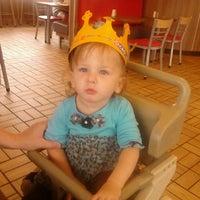 Photo taken at Burger King by Tiff S. on 8/9/2013