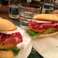 Photo taken at Panino Giusto by Can K. on 2/6/2013