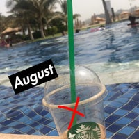 Photo taken at Waldorf Astoria Pool by ossa♓️ on 8/27/2018